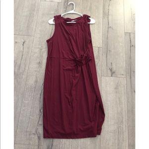 GAP Sleeveless Mid Length Dress